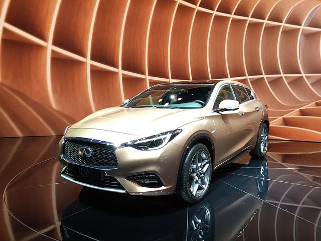 nový model automobilu