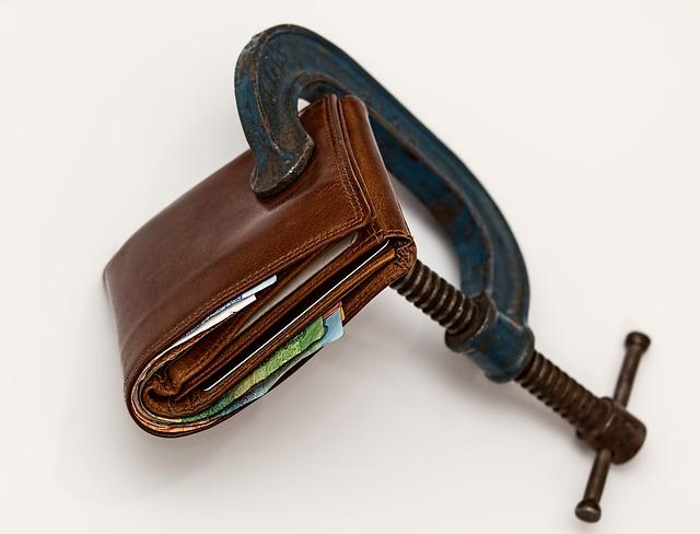 krize peněženky