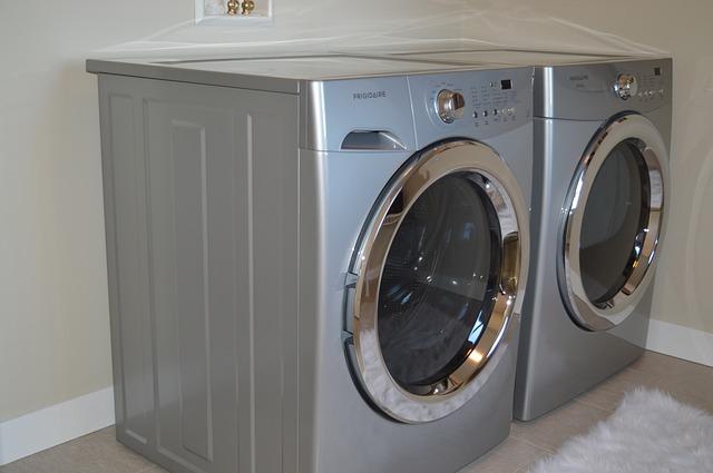 spotřebiče na prádlo