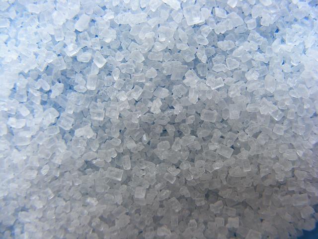 krystalový cukr