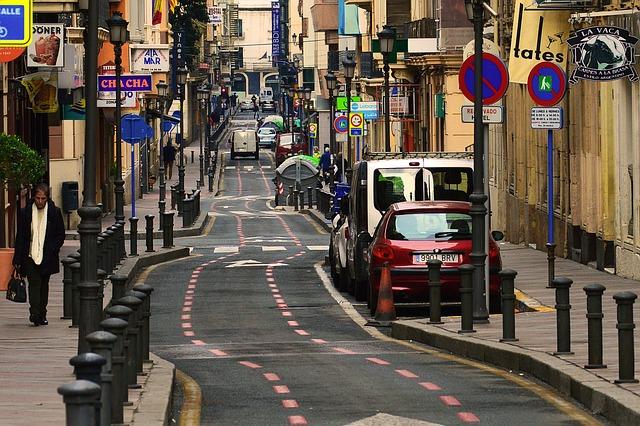 malá ulice