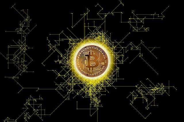 bitcoin a spojení